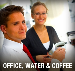 Office, Water & Coffee